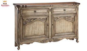 Hand Carved Teak Wood Buffets