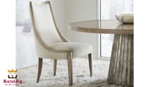Hertfordshire Modern Luxury Round Dining Table Online in India