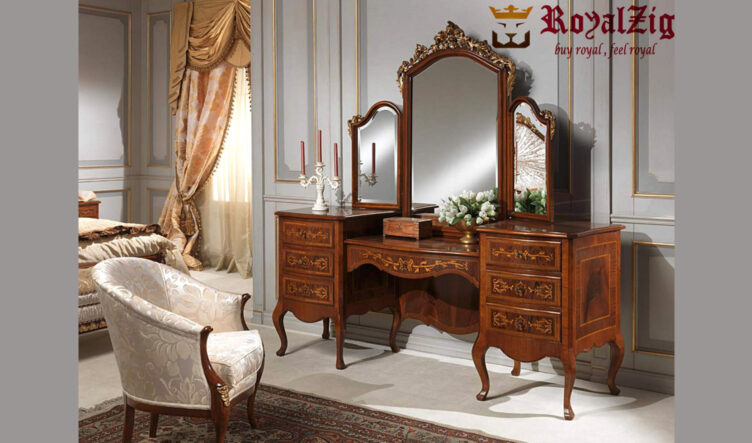 Imperial Dressing Set Handcrafted Online in India