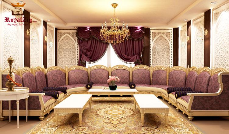 Jeddah Majlees For Living Room