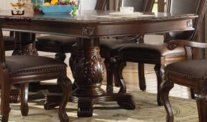 Juliana Vintage Style Antique Dining Table Online in India