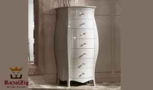 Juliet Luxury Classic Style Chest Of Drawers