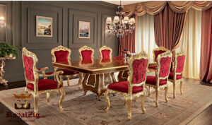 Luxury European Style Dining Table