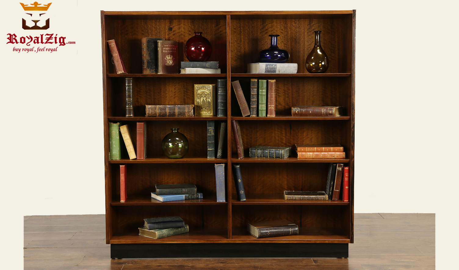 Mairy English Antique Style Bookshelf