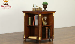 Marie French Style Wooden Bookshelf