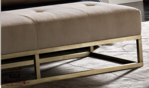 Modern Classical Style Bench