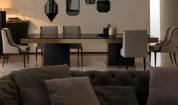 Modern Designer Dining Table Online in India