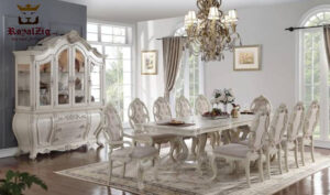 Napoleon French Style Dining Table Set