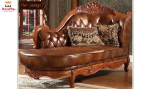 Nungambakkam Designer Hand Carved Corner Sofa Set Brand Royalzig Online in India