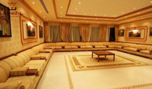 Riyad Majlees For Living Room