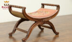 Rosewood Antique Style Bench