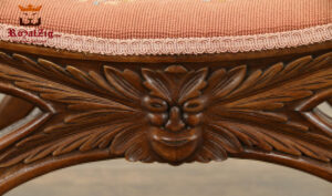 Rosewood Antique Style Bench RZAB-003