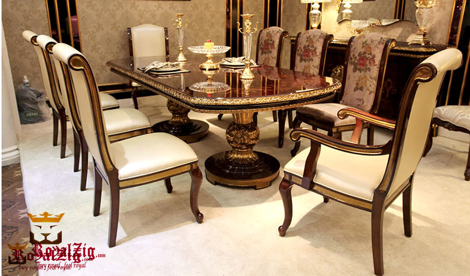 Royal Antique Kitchen Table And Chairs Royalzig