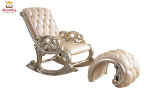 Royal Carving Rocking Chair