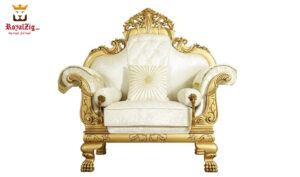 Royal Golden Hand Carved Sofa Set Brand Royalzig Luxury Furniture