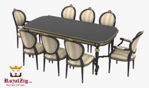 Classical Style Dining Table