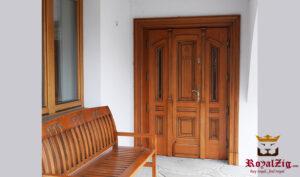 Royalzig Italian Style Exterior Door