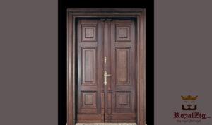 Royalzig Panel Door