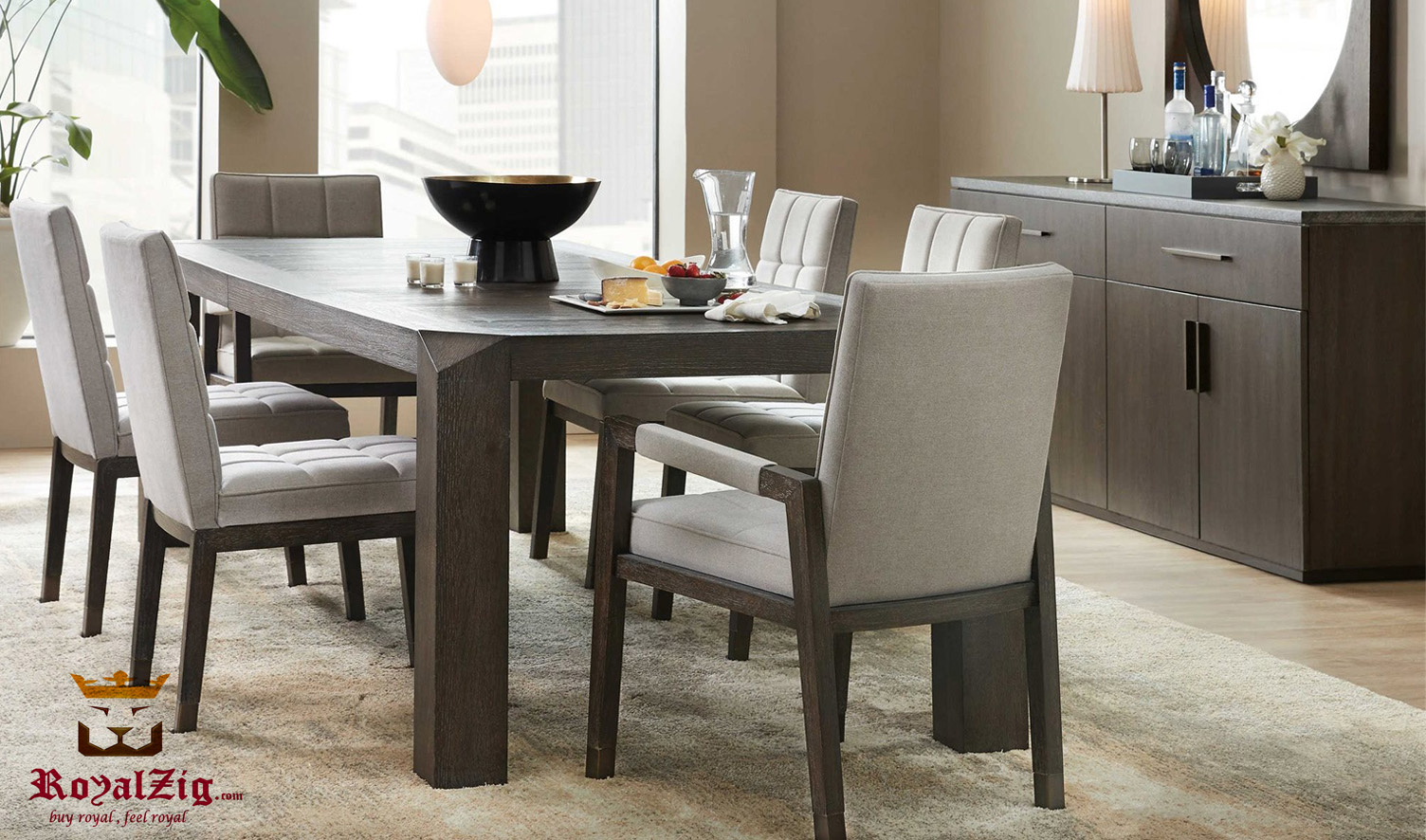 Surrey Modern Luxury Style Dining Table