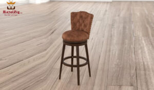 Royalzig Swivel Bar Counter Stool