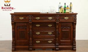 Tudor Vintage Style Sideboard