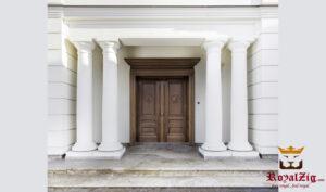 Walnut Handcrafted Doors