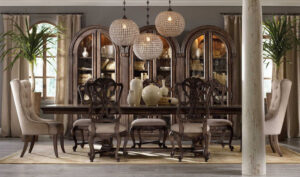Wilson Antique Style Handcrafted Dining Table 1 (4)