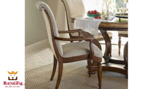 Windsor Antique Style Round Dining Table Online in India