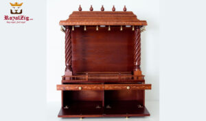Wooden Altar Designs For Home