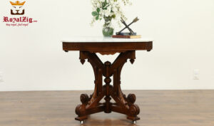 Catherine Antique Style End And Coffee Table