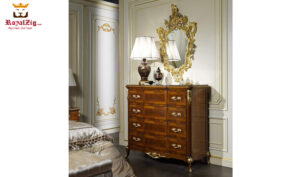 Classical Bedroom Furniture Louis XV 2