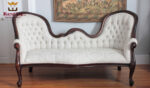 Elizabeth Antique Style 3 Seater Couple Sofa set