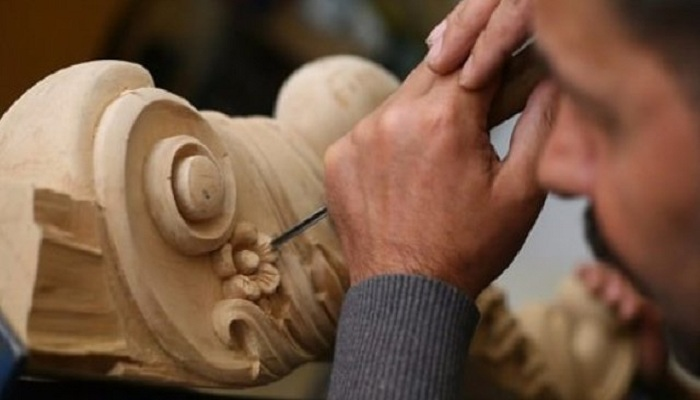 Hand Carved Furniture