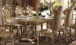 Luxury Style Dining Room Furniture Brand Royalzig
