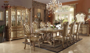 Luxury Style Dining Room Furniture Brand Royalzig