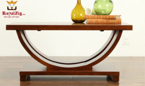 Margaret French Style Rectangular Shape Coffee Table