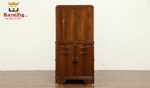 Niue Antique Style Bathroom And Linen Cabinet RZBLC-002