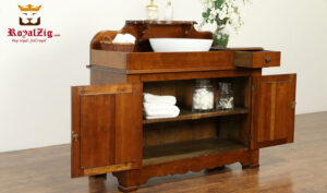 Royalzig Antique Style Sink Vanity RZBV-002