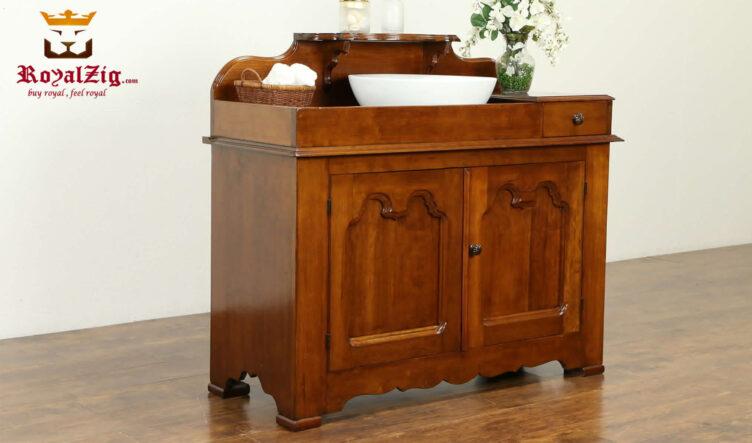 Royalzig Antique Style Sink Vanity
