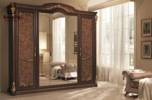 Bangalore Collection King Size Bedroom Furniture Set