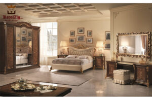 Bangalore Collection King Size Bedroom Furniture Set