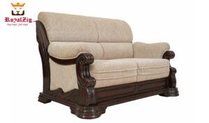 Beautiful Classical Style Tufted Sofa Set (2)