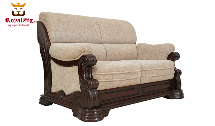 Beautiful Classical Style Tufted Sofa Set (2)