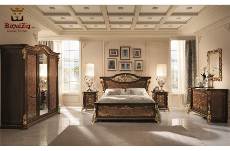 Chennai Collection King Size Bedroom Furniture Set