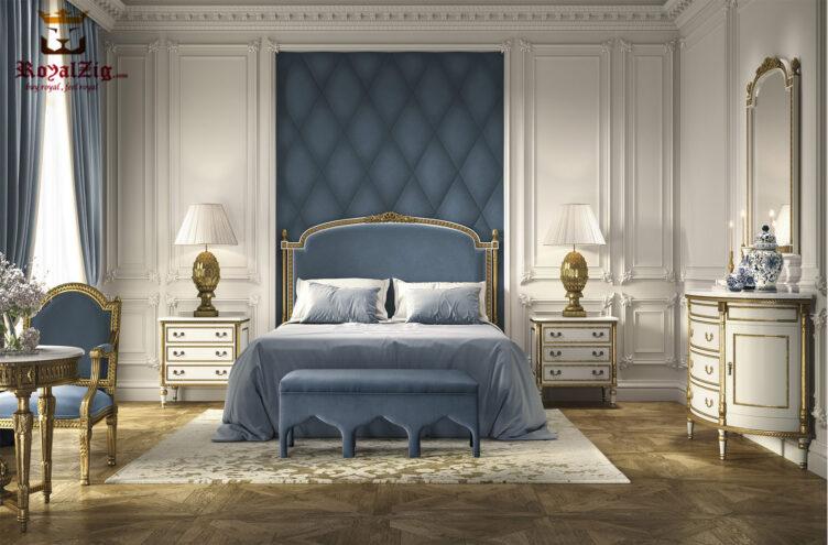 Bengaluru Classic Luxury Style Bed