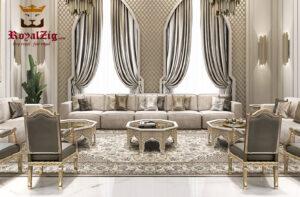 Dubai Moroccan Style living Room Set
