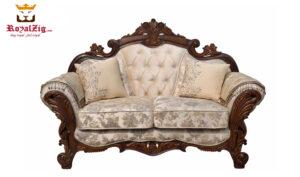 Royalzig european style 7 seater carved sofa set