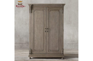 Indian Traditional Style Rustic Wardrobe
