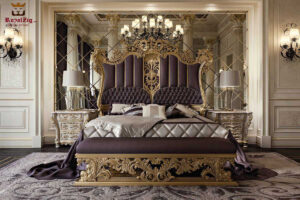 Mumbai Luxury Designer Bedroom set