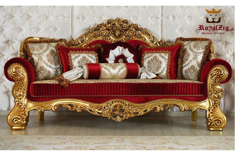 Maharaja Sofa Set 2